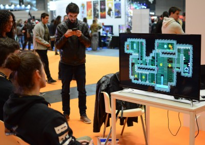 Fun and Serious Game Festival 2019 sabado mañana (133)