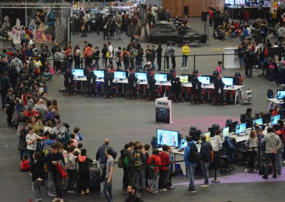 Fun and Serious Game Festival 2019 sabado mañana (155)