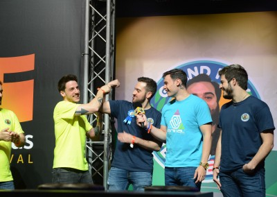 Fun and Serious Game Festival 2019 sabado mañana (160)