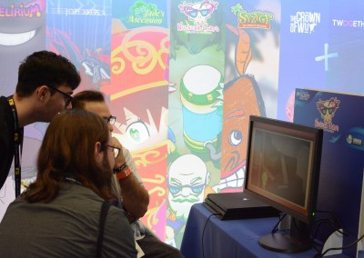 Fun and Serious Game Festival 2019 sabado mañana (46)