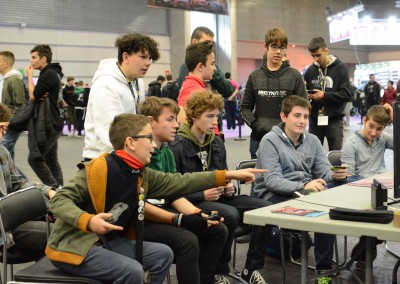 Fun and Serious Game Festival 2019 sabado mañana (49)