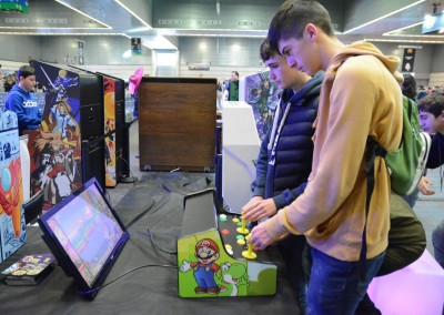 Fun and Serious Game Festival 2019 sabado mañana (58)