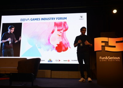 Fun and Serious Game Festival 2019 sabado mañana (6)