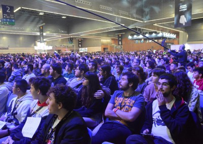 Fun and Serious Game Festival 2019 sabado mañana (80)