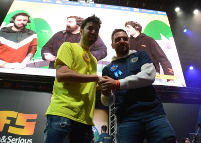 Fun and Serious Game Festival 2019 sabado mañana (90)