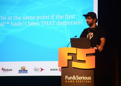 Fun and Serious Game Festival 2019 sabado tarde (11)