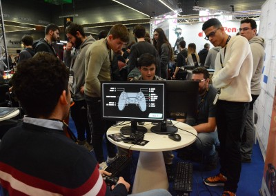 Fun and Serious Game Festival 2019 viernes mañana (49)