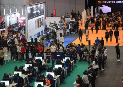 Fun and Serious Game Festival 2019 viernes mañana (91)