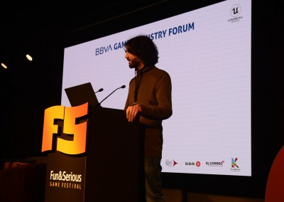 Fun and Serious Game Festival 2019 viernes tarde (27)
