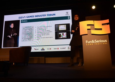 Fun and Serious Game Festival 2019 viernes tarde (95)