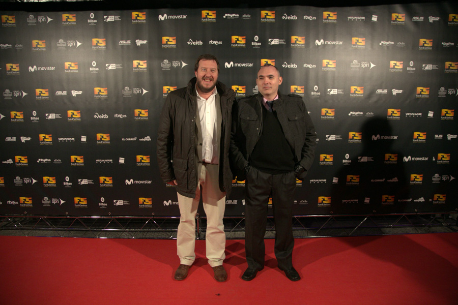 Antonio Greppi y David Fraile