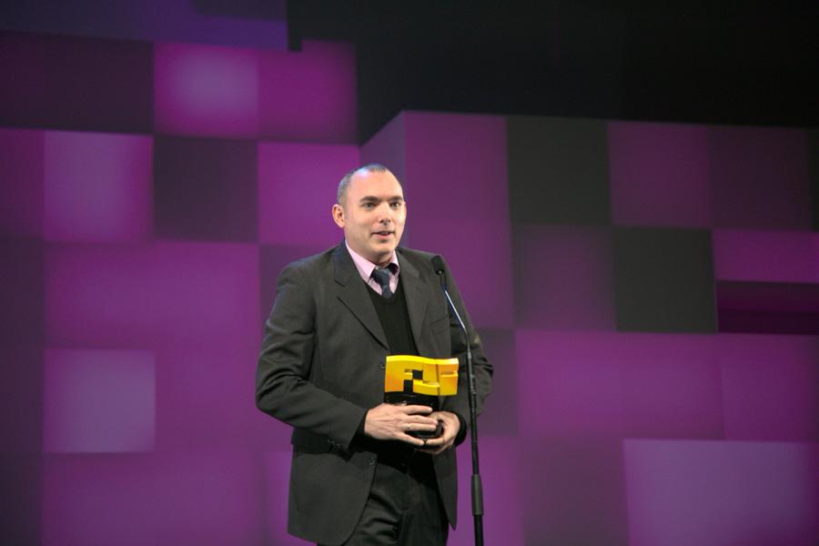 David Fraile, Director de Marketing en Bandai Namco