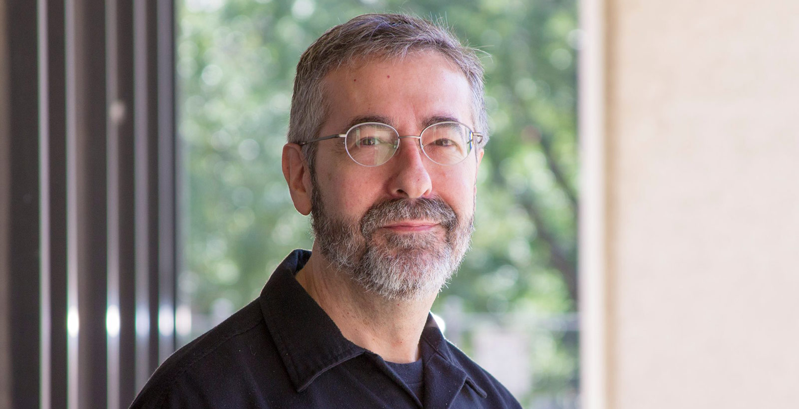 Warren Spector receives an honorary award at the 6th Fun & Serious Game Festival