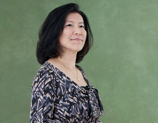 Yoko Shimomura (Pioneer Award)