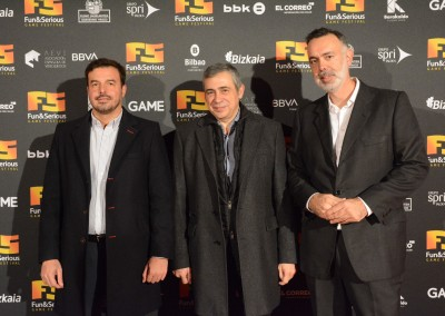 Fun and Serious Game Festival 2019 Premios Titanium lunes tarde (14)