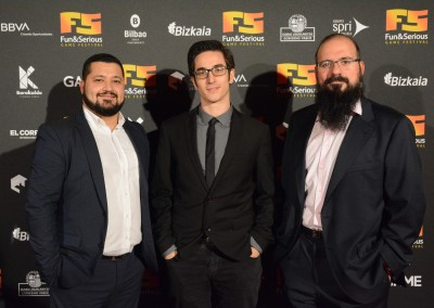 Fun and Serious Game Festival 2019 Premios Titanium lunes tarde (23)