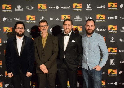 Fun and Serious Game Festival 2019 Premios Titanium lunes tarde (30)