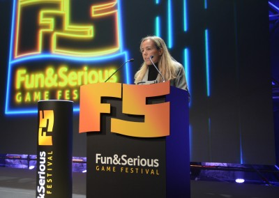 Fun and Serious Game Festival 2019 Premios Titanium lunes tarde (40)