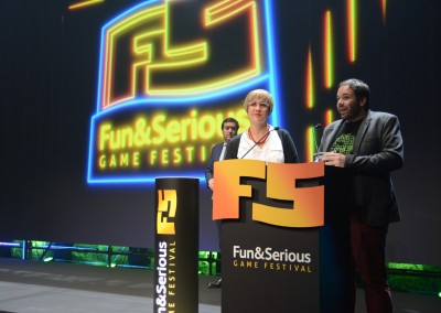 Fun and Serious Game Festival 2019 Premios Titanium lunes tarde (42)