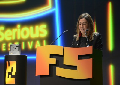 Fun and Serious Game Festival 2019 Premios Titanium lunes tarde (48)