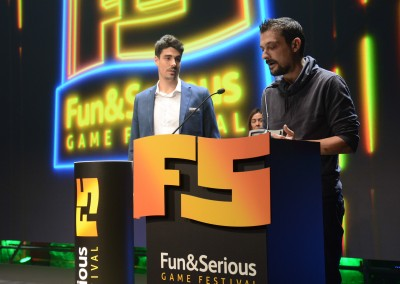 Fun and Serious Game Festival 2019 Premios Titanium lunes tarde (49)