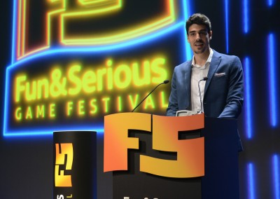 Fun and Serious Game Festival 2019 Premios Titanium lunes tarde (50)