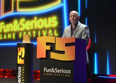 Fun and Serious Game Festival 2019 Premios Titanium lunes tarde (53)