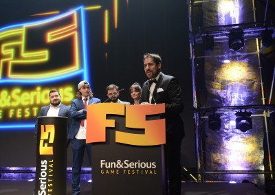 Fun and Serious Game Festival 2019 Premios Titanium lunes tarde (57)