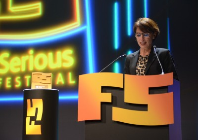 Fun and Serious Game Festival 2019 Premios Titanium lunes tarde (59)