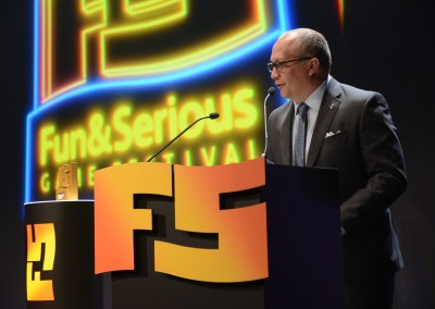 Fun and Serious Game Festival 2019 Premios Titanium lunes tarde (60)