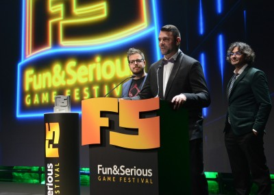 Fun and Serious Game Festival 2019 Premios Titanium lunes tarde (70)