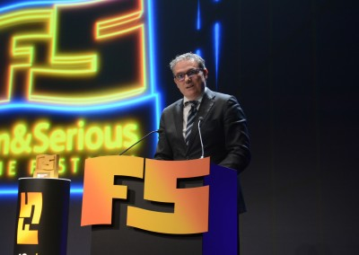 Fun and Serious Game Festival 2019 Premios Titanium lunes tarde (71)