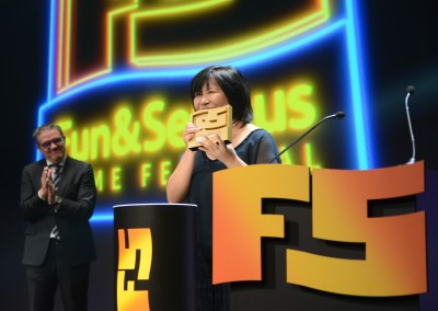 Fun and Serious Game Festival 2019 Premios Titanium lunes tarde (74)