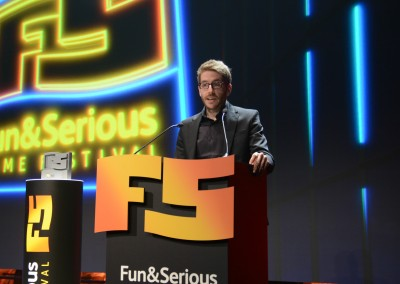 Fun and Serious Game Festival 2019 Premios Titanium lunes tarde (77)