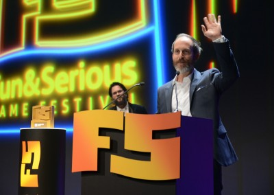 Fun and Serious Game Festival 2019 Premios Titanium lunes tarde (87)