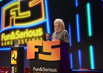 Fun and Serious Game Festival 2019 Premios Titanium lunes tarde (96)