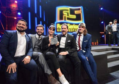 Fun and Serious Game Festival 2019 Premios Titanium lunes tarde (99)