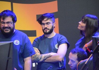 Fun and Serious Game Festival 2019 domingo mañana (104)