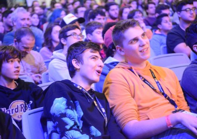 Fun and Serious Game Festival 2019 domingo mañana (107)