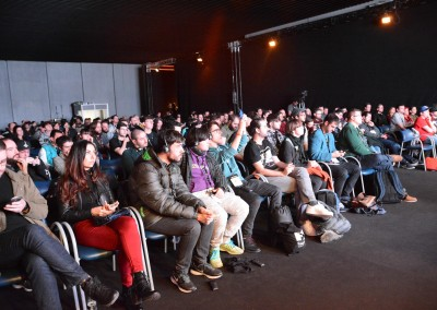 Fun and Serious Game Festival 2019 domingo mañana (116)