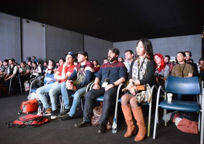 Fun and Serious Game Festival 2019 domingo mañana (117)