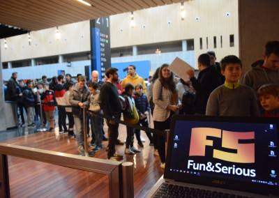 Fun and Serious Game Festival 2019 domingo mañana (21)