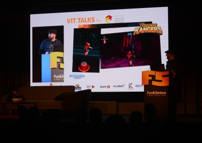 Fun and Serious Game Festival 2019 domingo mañana (3)