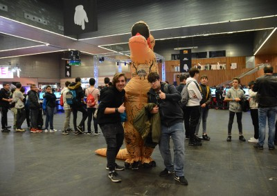 Fun and Serious Game Festival 2019 domingo mañana (56)