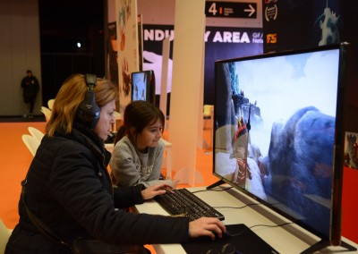 Fun and Serious Game Festival 2019 domingo mañana (61)
