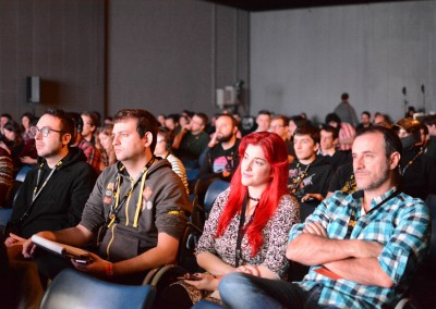 Fun and Serious Game Festival 2019 domingo mañana (69)