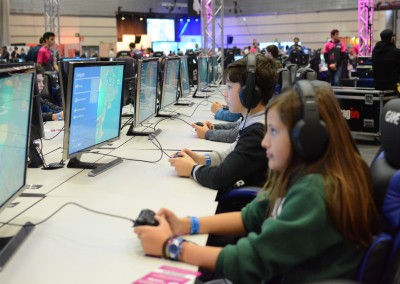 Fun and Serious Game Festival 2019 domingo mañana (80)