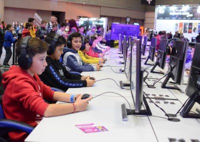 Fun and Serious Game Festival 2019 domingo mañana (83)