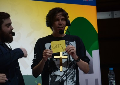 Fun and Serious Game Festival 2019 domingo  tarde (37)