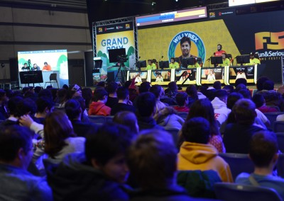 Fun and Serious Game Festival 2019 domingo  tarde (72)